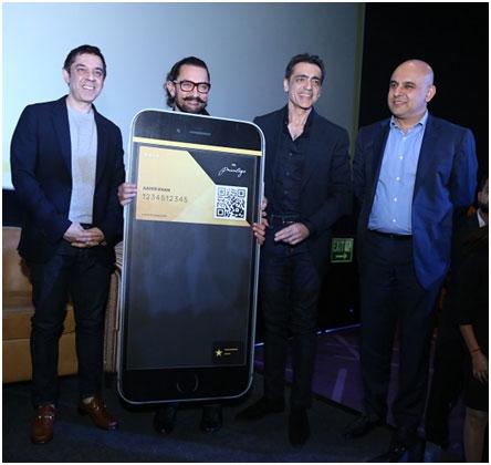 India – PVR Cinema's launch PVR PRIVELGE