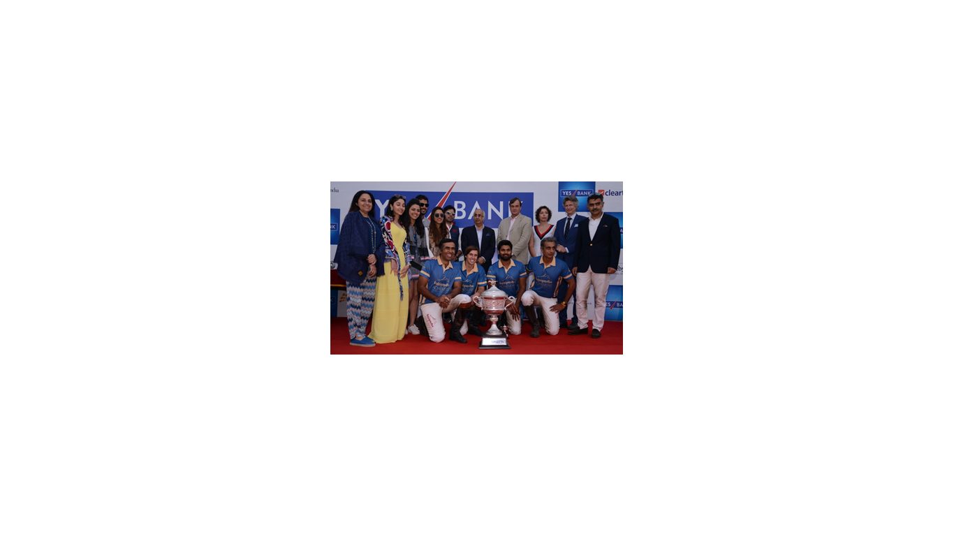 India – 6th Edition of YES Bank Indian Masters Polo 2017 at Jaipur Polo Grounds