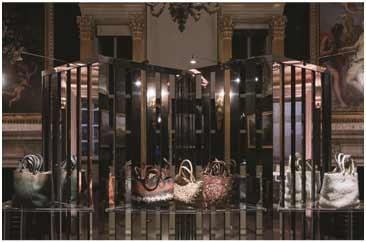 England –Bottega Veneta celebrates its artisans at Chiswick House