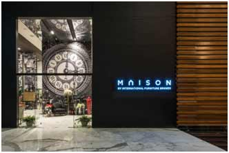 India – Furniture store 'Maison' opens first flagship store in Mumbai