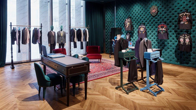 Italy – Gucci's DIY service extended to customisable men's tailoring