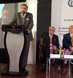 India – Scintillating JBD Memorial debate on 'Rule of Law' by ILA Pasrich & Co