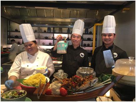 Shangri-La's – Eros, New Delhi presents Pan Asian Pop-Up at Tamra by celebrity Chef Kuan
