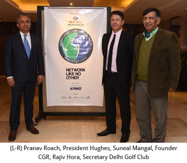 India – Corporate golf gets exciting with India launch of 'Corporate Golf Rankings'