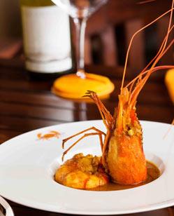 India – Ministry of Crab pop-up at Sheng Palace at Shanri-La's Eros