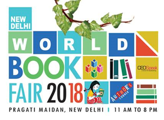 India – New Delhi World Book Fair rolls out from 6 – 14 Jan, with EU as Guest of Honour