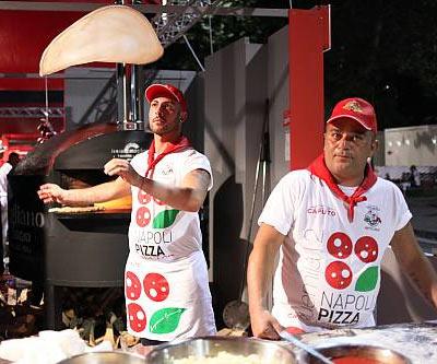 The Art of Neapolitan Pizzaiuoli