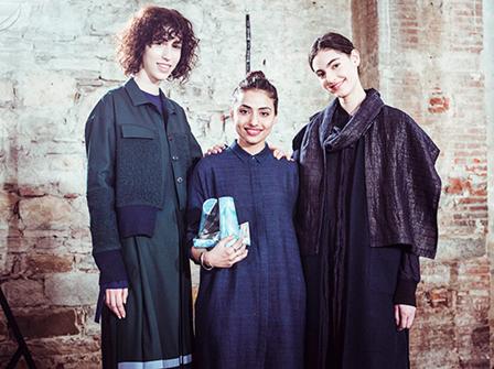 India – Bodice designer Ruchika Sachdeva wins International Woolmark prize