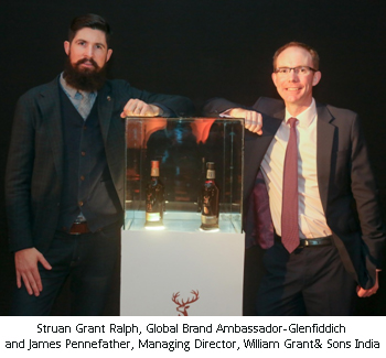 India / Scotland – Glenfiddich launches Experimental Series in India with two new limited editions