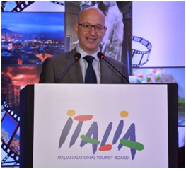 India – Italian State Tourist Board celebrates 17th Anniversary in India with road-show