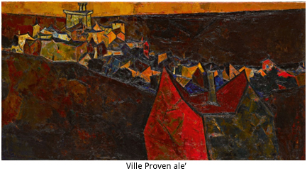 USA –Raza's'Ville Provenҫale'to appear at Sotheby's Sale in New York