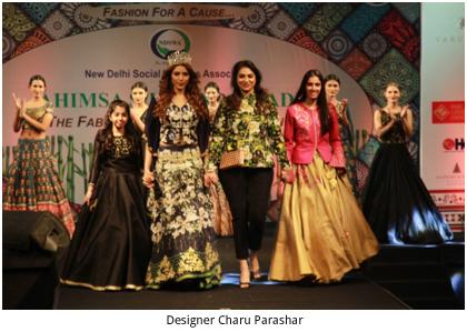 India – NDSWA and Indonesian Embassy celebrate Khadi and Ahimsa Silk