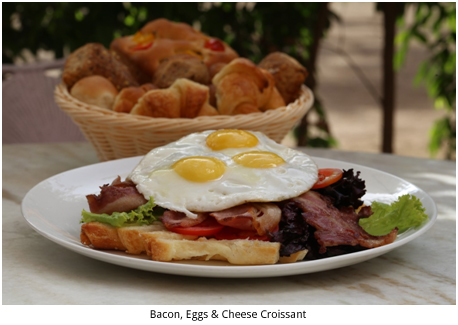 India – All American Diner celebrates Eggster all through April