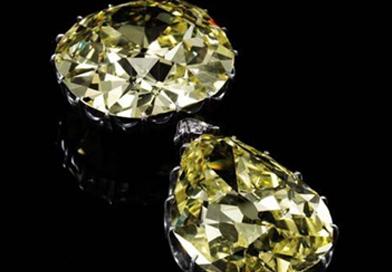 Magical Colored Diamonds
