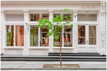 USA – Gucci opens first-of-its-kind store in Wooster Street New York