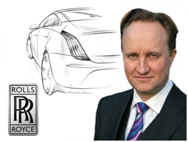 India – Rolls-Royce Design Chief Giles Taylor quits abruptly