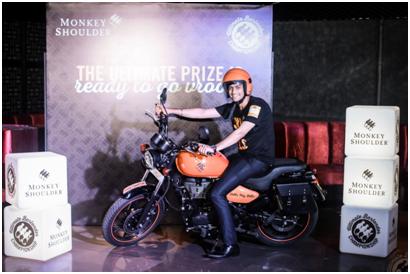India – Vedant Mehra wins the Ultimate Bartender Championship 2018 by Monkey Shoulder