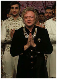 India –Rohit Bal to close ICW 2018 with offsite show