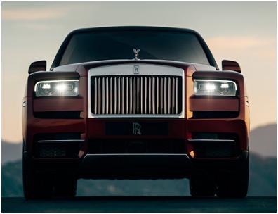 Enter the Royal SUV