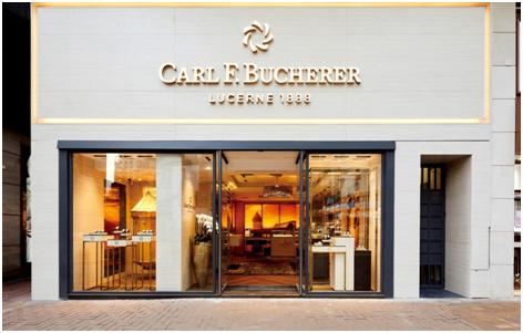 Switzerland / Hong Kong – Carl F Bucherer opens their first boutique in Hong Kong