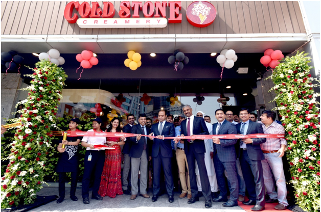 India – Tablez launches flagship outlet of Cold Stone Creamery at Gurugram