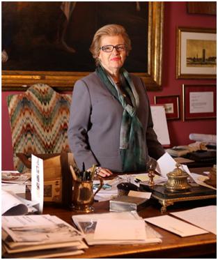 Italy – Salvatore Ferragamo group matriarch Wanda Salvatore dead at 96