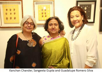 India – Prithvi Gallery highlights women artists from Brazil, Cyprus, Netherlands, Venezuela