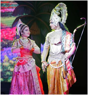 "India – Aryan Heritage Foundation brings Broadway Style Ramlila ""Sampurn Ramayana"""