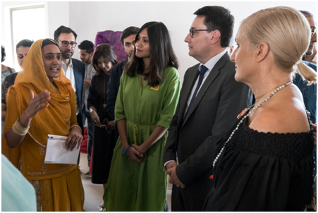 India / France – Ambassador of France inaugurates French Institute India office in Jaipur