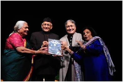 India – Ustad Amjad Ali Khan conferred 'Sumitra Charat Ram Award for Lifetime Achievement'