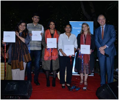 India- Bonjour India Book and Six programs launched by French Institute