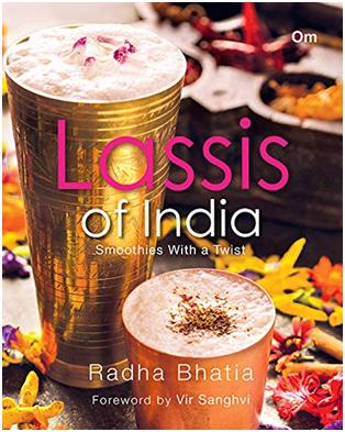 India – Radha Bhatia's book 'Lassis of India' covers 74 recipes
