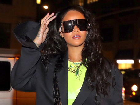 France / USA – Rihanna likely to launch Luxury Fashion Brand with LVMH