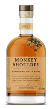 World /Scotland – Monkey Shoulder Scotch declared 'World's Top Trending' & 'Best Selling' brand