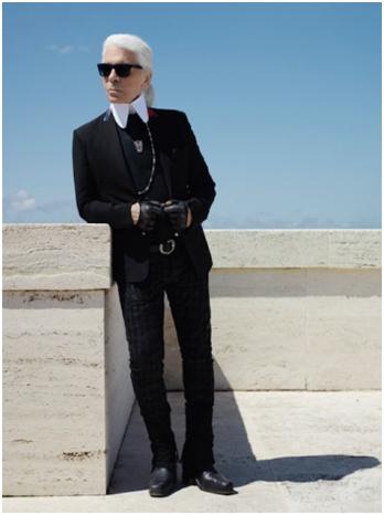 Italy – FENDI mourns passing of Karl Lagerfeld