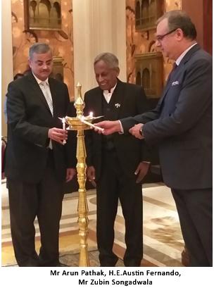 India / Sri Lanka – ITC Maurya celebrates Sri Lanka Food Festival 2019