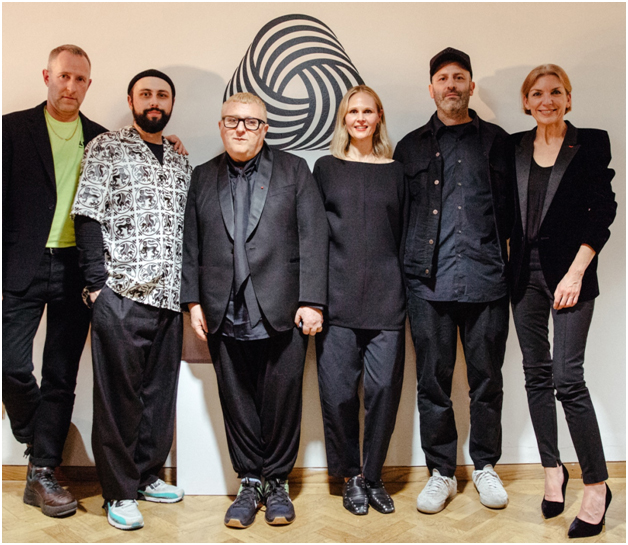 London – Edward Crutchley and Colovos win the 2019 International Woolmark Prize