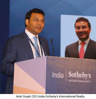 India – 3rd Global Luxury Realty Conclave held by India Sotheby's International Realty