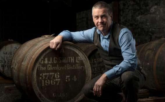 Scotland -Glenlivet Releases a Piece of Scotch Whisky History