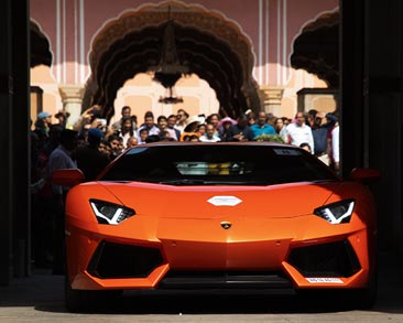 Italy / India – Automobili Lamborghini celebrates Lamborghini Day in India