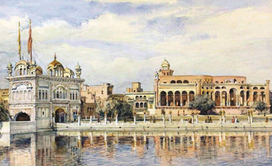 THE SIKHS: AN OCCIDENTAL ROMANCE