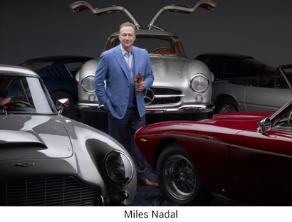 USA – Collector Miles Nadal buys 99 of 100 rarest shoes for $850,000