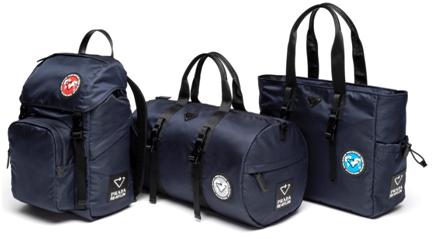Italy – Prada Recycles Ocean Trash for Latest Re-Nylon Travel Bags