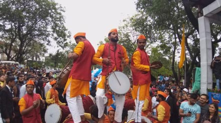 India – Month-long Gujarat's Saputara Monsoon Festival