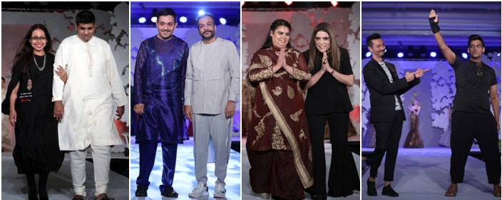 India – Tamana presented its annual fashion show with FDCI