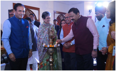 India – First Inkpot India Conclave held at Taj Ambassador