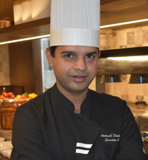 India – Anirudh Deshpande is now Executive Chef at Courtyard by Marriott Amritsar