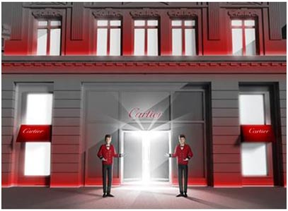 China – Cartier opens online boutique on Alibaba's Tmall Luxury Pavillion