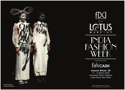 India – FDCI to host LMIFW – AW '20 from 11-15 March