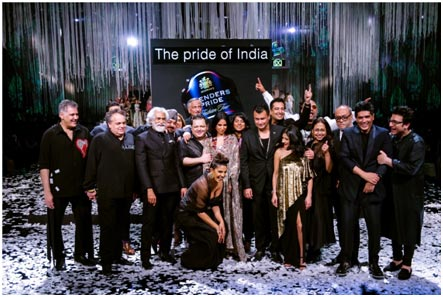 India – 15th Blenders Pride Fashion Tour ends with 'Pride of India' finale with FDCI in Mumbai